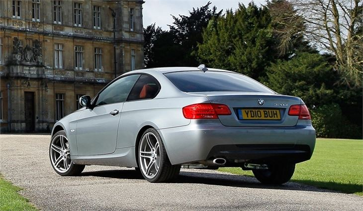 bmw 3 series e92 coupe 2006 car review honest john. Black Bedroom Furniture Sets. Home Design Ideas