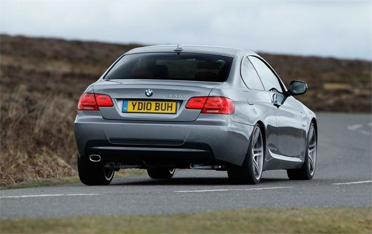 bmw 3 series coupe e92 2006 - car review | honest john