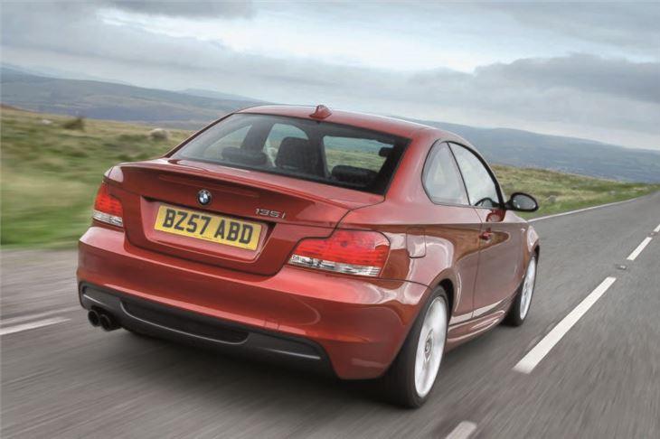 BMW 1 Series Coupe E82 2008 - Car Review | Honest John