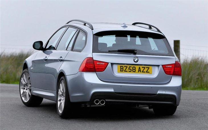 BMW 3 Series E91 Touring 2005 - Car Review | Honest John