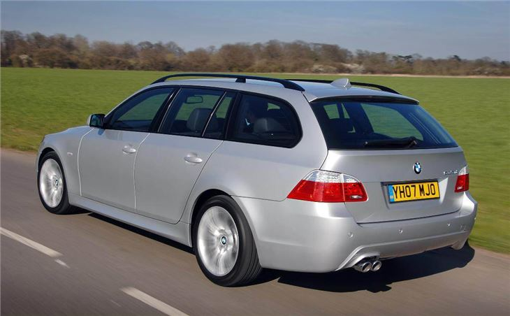 BMW 5 Series Touring E61 2004 - Car Review | Honest John