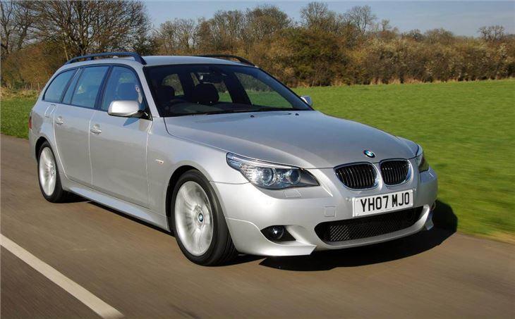 BMW 5 Series Touring E61 2004 - Car Review | Honest John