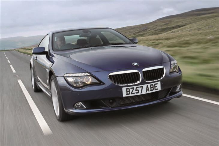 BMW 6 Series E63E64 2004  Car Review  Honest John