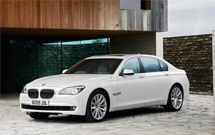 Bmw X Series >> BMW 7 Series 2009 - Car Review | Honest John