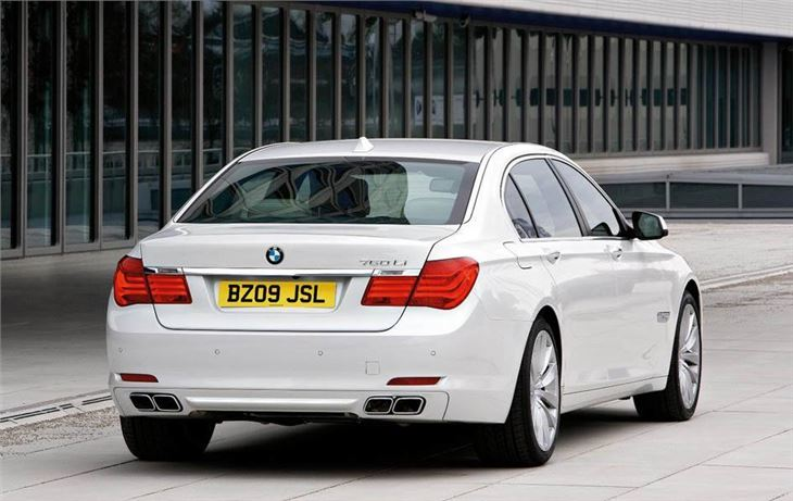BMW 7 Series 2009 - Car Review | Honest John