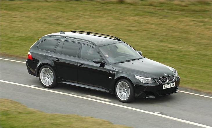 BMW M5 E60 2005 - Car Review | Honest John