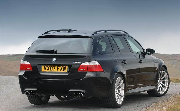 BMW M E Car Review Honest John - 2005 bmw m5