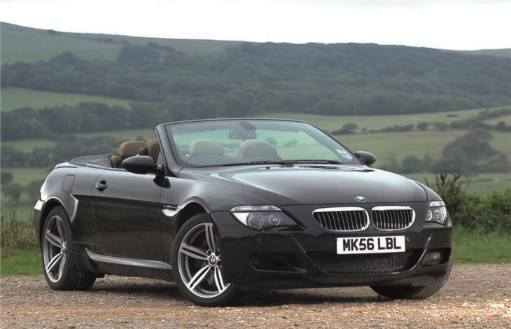 Bmw M6 2006 Car Review Specifications Honest John