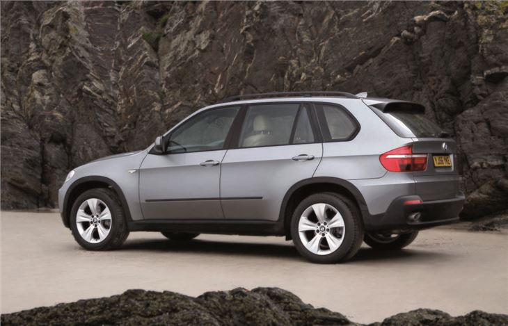 Bmw X5 E70 2007 Car Review Honest John
