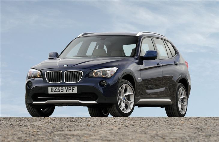 bmw x1 2009 car review honest john. Black Bedroom Furniture Sets. Home Design Ideas