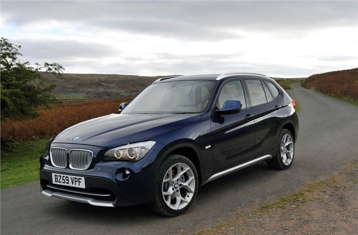 Bmw X1 2009 Car Review Honest John