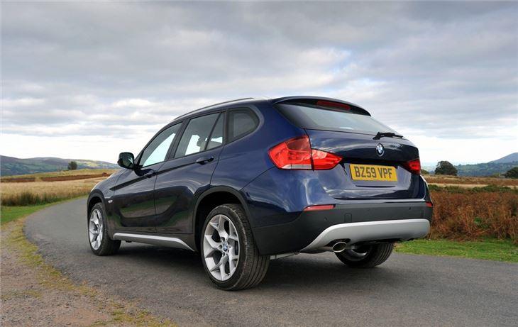 BMW X E Car Review Honest John - 2009 bmw x1
