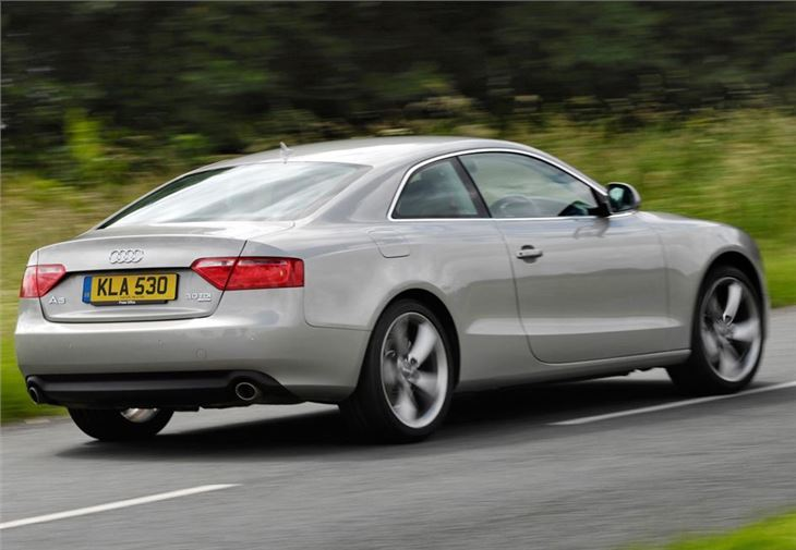 Audi A5 2007 Car Review Honest John