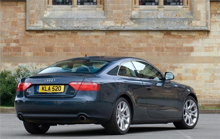 Audi A5 2007 Car Review Honest John