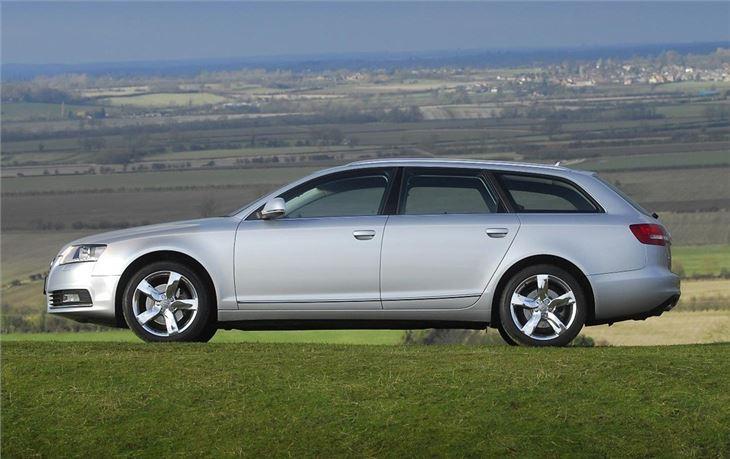Audi A Avant Car Review Honest John - 2005 audi a6