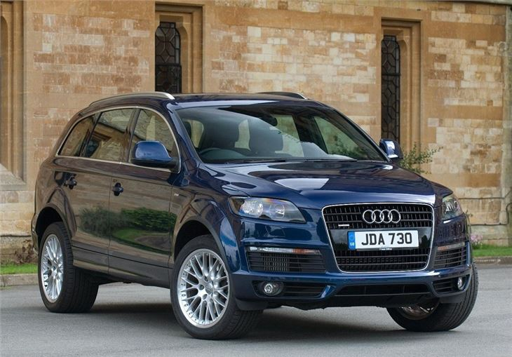 Audi Q7 2006 Car Review Honest John