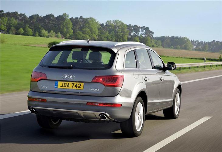 Audi Q7 2006 - Car Review | Honest John