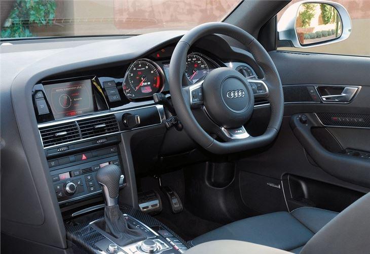 Cheap Kias For Sale >> Audi RS6 2008 - Car Review   Honest John