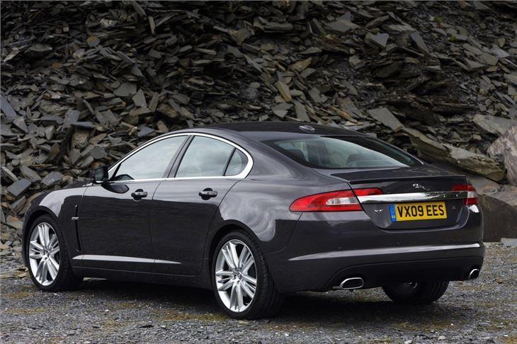 jaguar xf  car review honest john