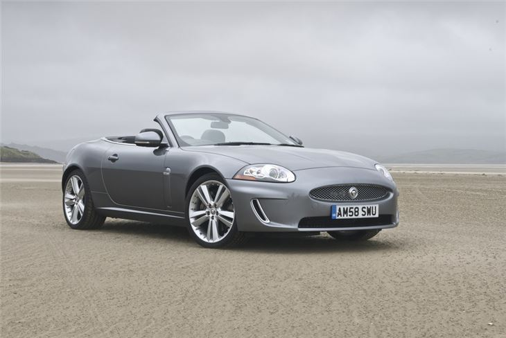 Jaguar XK Convertible (2006u20132015)