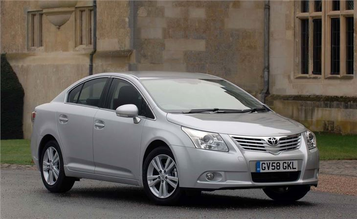 Toyota Build And Price >> Toyota Avensis 2009 - Car Review | Honest John