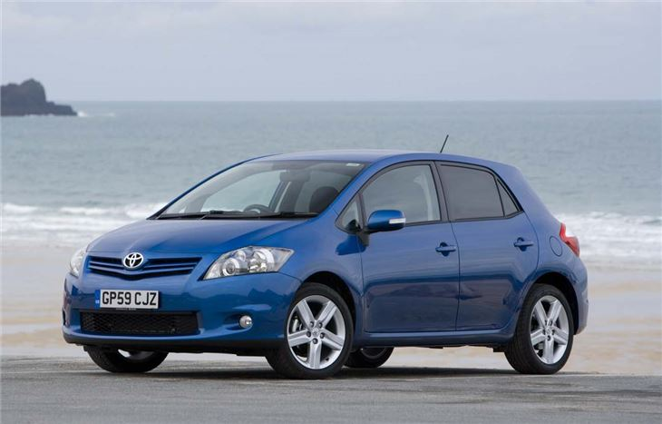 toyota auris 2007 car review honest john. Black Bedroom Furniture Sets. Home Design Ideas
