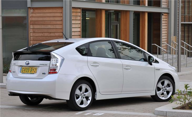 Toyota Prius 2009 Car Review Honest John