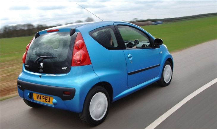 Peugeot 107 2005 - Car Review | Honest John