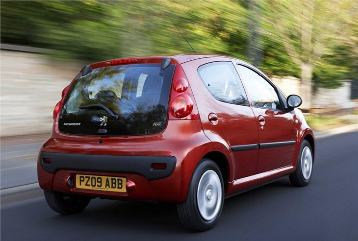 Peugeot 107 2005 - Car Review