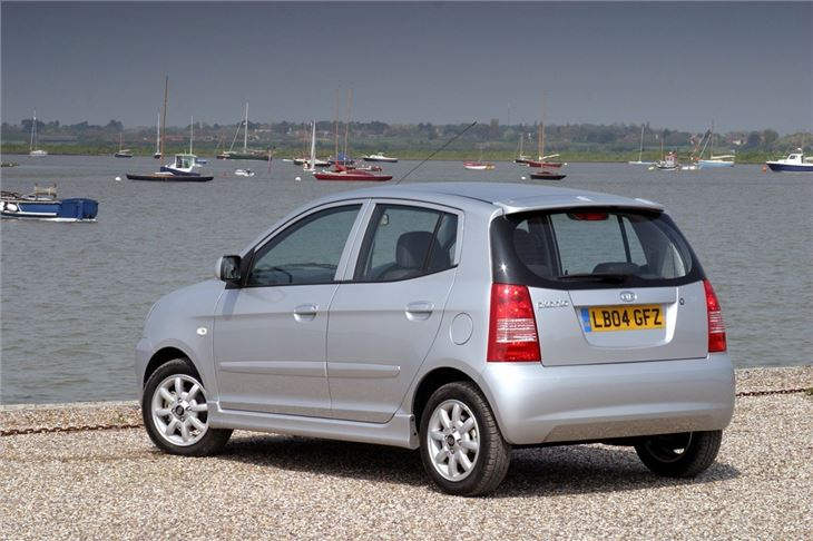 Kia Picanto 2004 Car Review Honest John