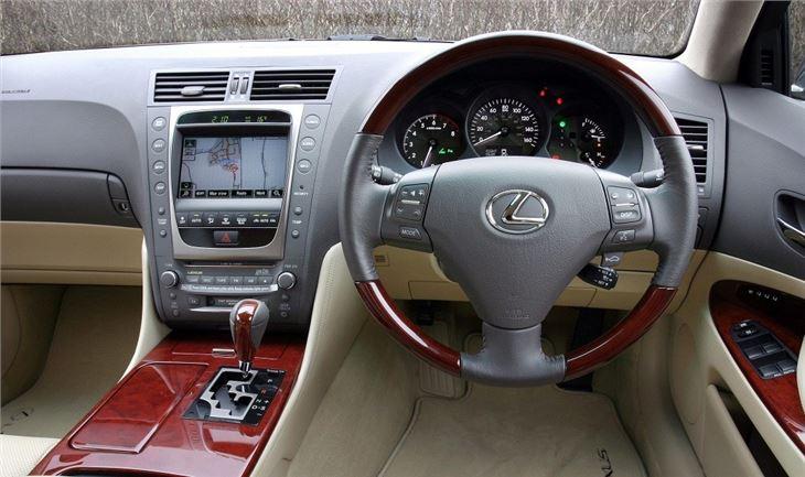 Lexus GS 2005 - Car Review | Honest John