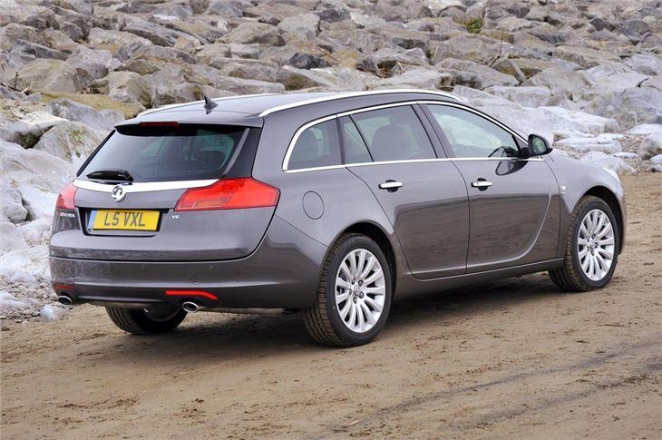 Vauxhall Insignia Sports Tourer 2008 Car Review Honest