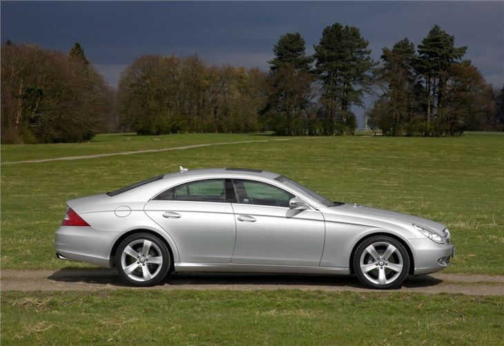 Mercedes Benz Cls 2005 Car Review Honest John