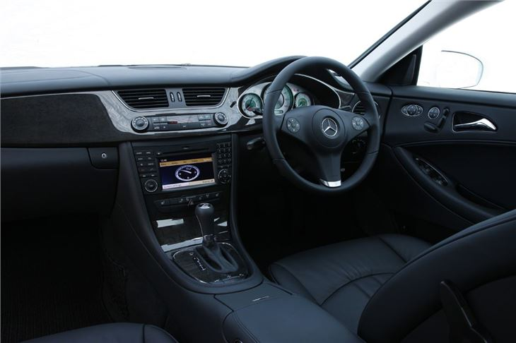 mercedes benz cls  car review honest john