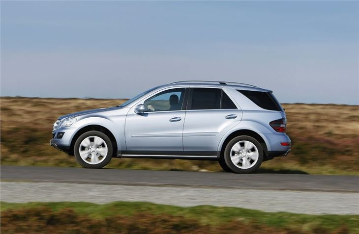 Used BMW X5 For Sale >> Mercedes-Benz ML-Class 2005 - Car Review | Honest John