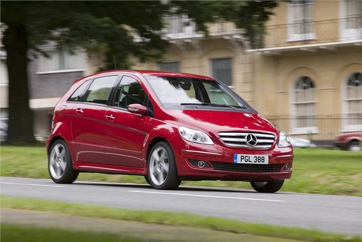 Mercedes-Benz B-Class 2005 - Car Review | Honest John
