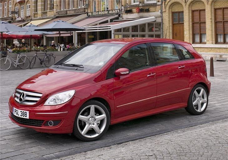 Mercedes benz b class problems