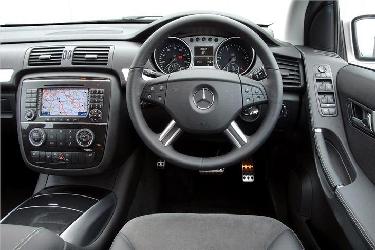 Mercedes Benz R Class 2006 Car Review Honest John
