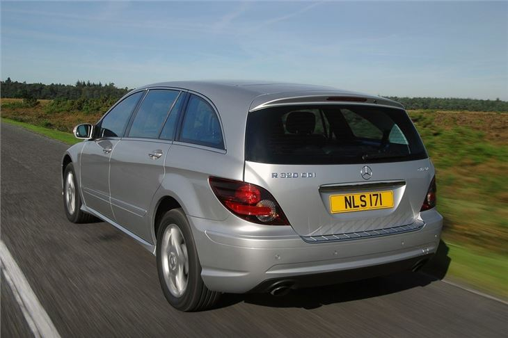 Mercedes Benz R Class 2006 Car Review Honest John