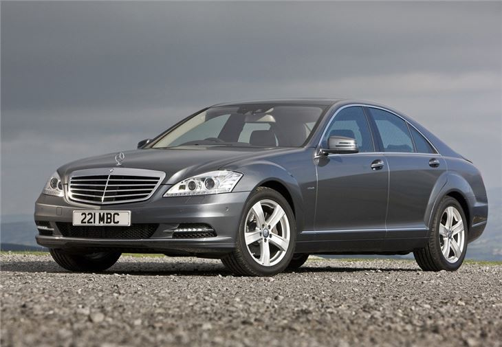 Mercedes Benz S Class W221 2006 Car Review Honest John