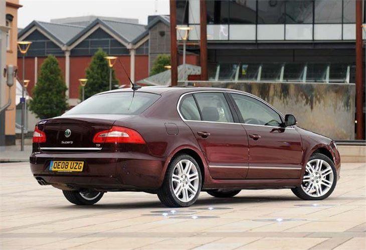 Owners Honda Com >> Skoda Superb 2008 - Car Review | Honest John