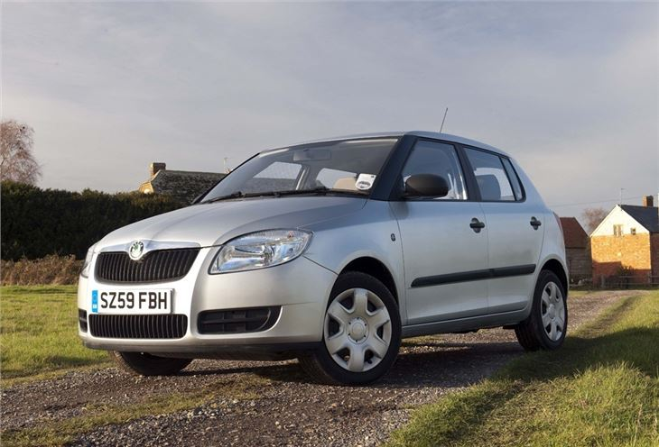 skoda fabia 2007 car review honest john. Black Bedroom Furniture Sets. Home Design Ideas