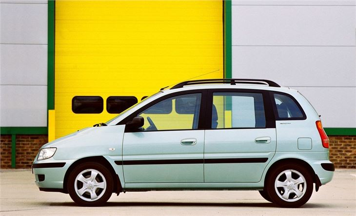 Hyundai Matrix 2001 - Car Review   Honest John