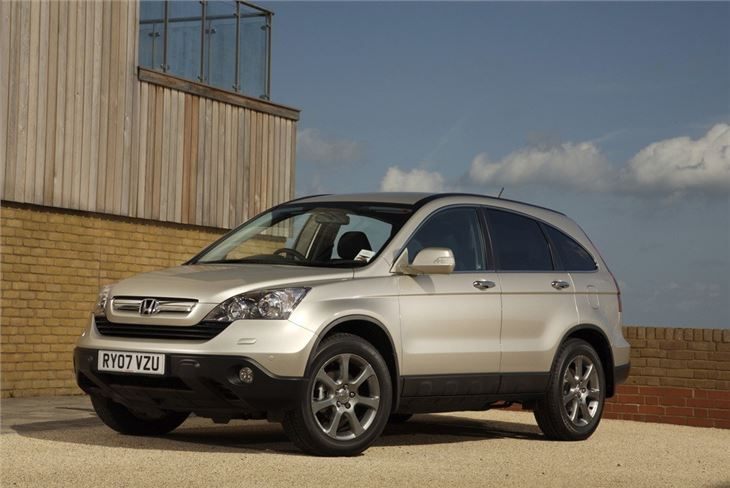 Honda CR-V 2007 - Car Review | Honest John