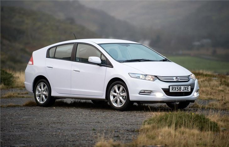 Honda Insight 2009 Car Review Honest John