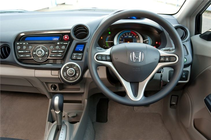 Is Honda Fit A Good Car >> Honda Insight 2009 - Car Review | Honest John
