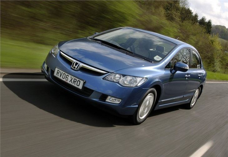 Exceptional Honda Civic Hybrid (2006u20132011)