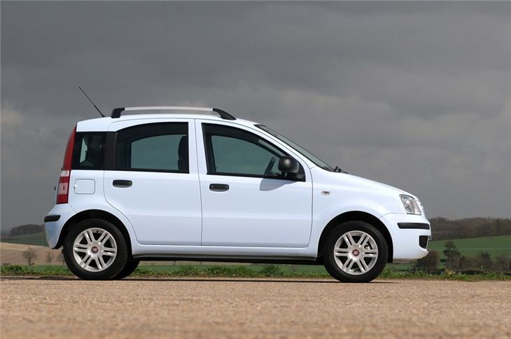 Fiat Panda 2004 Car Review Honest John