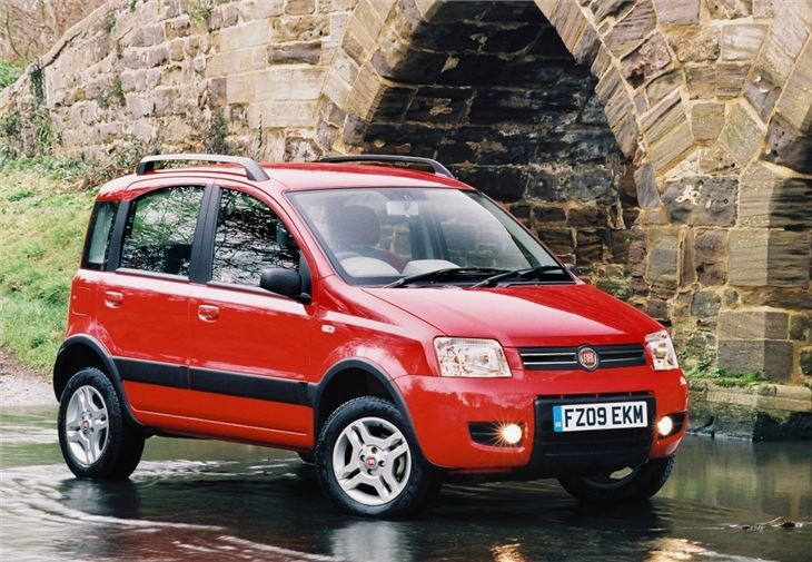 Fiat Panda 4x4 2005 Car Review Honest John