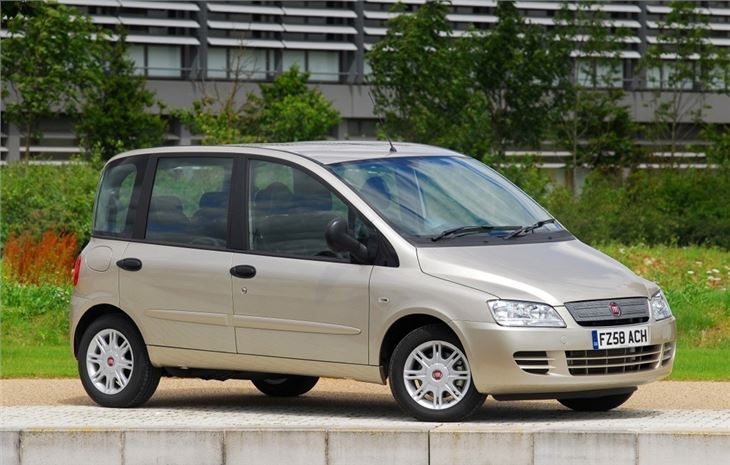 Mercedes C Class For Sale >> FIAT Multipla 2004 - Car Review | Honest John